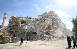 Quốc tế hoan nghênh lệnh ngừng bắn 8 giờ của Nga ở Aleppo