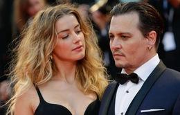 Chiến đấu chống lại Johnny Depp, Amber Heard giảm cân nghiêm trọng