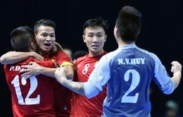 17h00 hôm nay (22/4), ĐT futsal Việt Nam tái đấu Nhật Bản