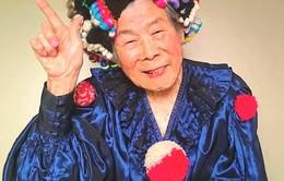 """""""Người mẫu"""" 93 tuổi gây sốt trên Instagram"""