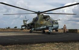 IS bắn hạ máy bay Mi-25 tại Syria, 2 phi công Nga thiệt mạng