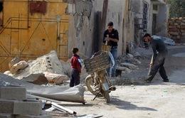 Phe đối lập Syria cáo buộc Nga và đồng minh vi phạm lệnh ngừng bắn