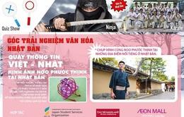 Cùng khám phá du lịch Nhật Bản! Ngày hội Việt – Nhật 2016