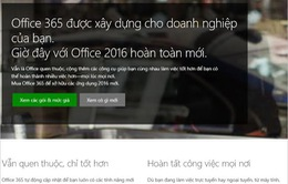 Microsoft Office 365 - Lời giải cho bài toán vận hành của các doanh nghiệp