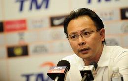 HLV Malaysia, Ong Kim Swee e ngại sức mạnh của ĐT Việt Nam