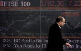 Kinh tế Anh lao đao trước biến động tài chính toàn cầu