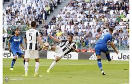 VIDEO, Juventus 3-1 Sassuolo: Dấu ấn tân binh