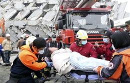 Nhiều nạn nhân có thể còn sống sau động đất ở Đài Loan, Trung Quốc