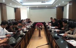 Đoàn công tác của Đài THVN làm việc với UBND tỉnh Lào Cai về LHTHTQ lần thứ 36