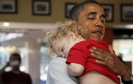 Loạt ảnh khiến bạn phải nhìn khác về người đàn ông quyền lực nhất nước Mỹ
