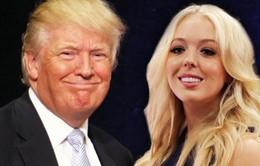 Những điều thú vị về con gái út tỷ phú Donald Trump