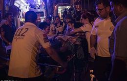 Vụ đánh bom tại Thổ Nhĩ Kỳ: Số nạn nhân tử vong lên tới 50 người