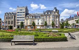 Vẻ đẹp độc đáo của Luxembourg