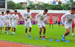 Giải U21 Quốc tế 2016: U21 Việt Nam và U21 HAGL chuẩn bị cho lượt trận cuối, đặt mục tiêu vào bán kết