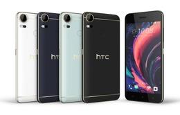 HTC Desire 10 Pro sở hữu RAM 4GB, hỗ trợ chụp selfie bằng giọng nói
