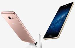 """Samsung Galaxy A9 Pro lộ diện với RAM 4GB, camera 16 """"chấm"""""""