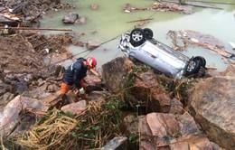 Trung Quốc: Sạt lở núi sau bão Megi, vùi lấp hơn 40 người