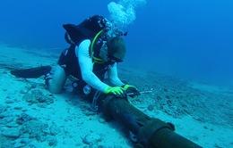 Sẽ mất 2-3 tuần khắc phục đứt cáp quang AAG do bão số 2