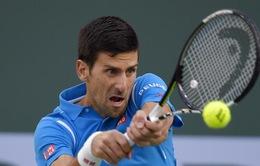 Indian Wells 2016: Djokovic chật vật vì tay vợt hạng 149 thế giới