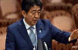Thủ tướng Nhật Bản cam kết thúc đẩy tăng trưởng kinh tế