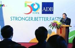 Thủ tướng dự lễ kỷ niệm 50 năm ngày thành lập ADB