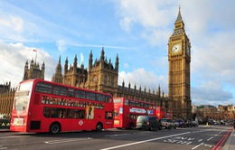 London là thành phố có nhiều tỉ phú Bảng Anh nhất trên thế giới