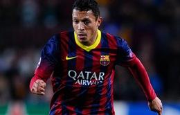 """Barcelona xác nhận bán Adriano """"rẻ như cho"""""""