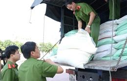 Bắt 20 tấn đường không có giấy tờ hợp lệ tại Hà Tĩnh