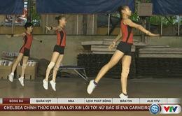 Aerobic Việt Nam vượt khó, chinh phục Giải vô địch thế giới ở Hàn Quốc