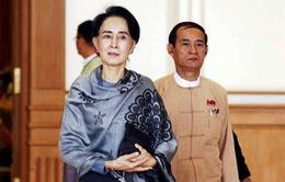 Quốc hội mới của Myanmar khai mạc phiên họp thường kỳ đầu tiên