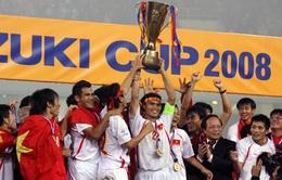 AFF Cup 2008: Chức vô địch lịch sử của bóng đá Việt Nam