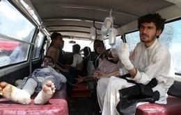 Tai nạn xe chở dầu tại Afghanistan, hơn 120 người thương vong