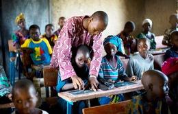 Nền giáo dục ọp ẹp tại châu Phi
