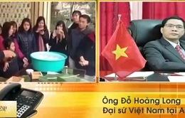 ĐSQ Việt Nam tại Ai Cập chú trọng công tác bảo hộ công dân