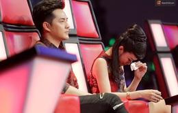 Giọng hát Việt nhí: Vừa vào vòng Liveshow, Đông Nhi lại khóc hết nước mắt vì học trò