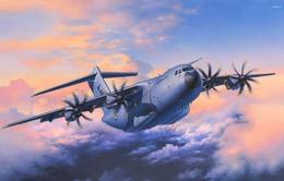 Airbus thừa nhận máy bay vận tải mới A400M gặp trục trặc