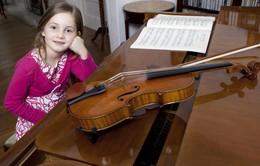Thần đồng âm nhạc 10 tuổi sáng tác opera