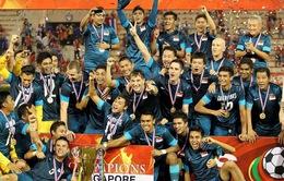 ĐT Singapore: Kỷ lục gia của AFF Cup