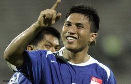 Huyền thoại bóng đá AFF Cup: Noh Alam Shah - ĐT Singapore