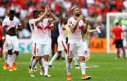 VIDEO EURO 2016: Albania 0-1 Thuỵ Sĩ (Bảng A)