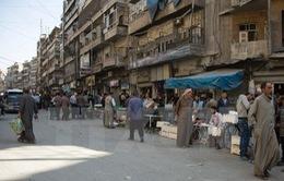 Quân đội Syria cho các lực lượng khủng bố tại Aleppo 24 giờ để đầu hàng
