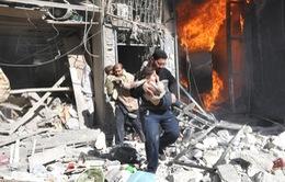 Syria mất những gì sau 5 năm nội chiến?
