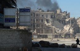 Giao tranh dữ dội tại Aleppo, Syria