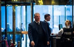 Ông Trump gặp cựu Phó Tổng thống Al Gore về vấn đề biến đổi khí hậu