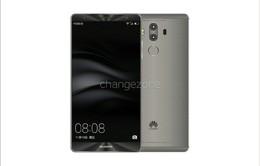 Ngắm trước thiết kế siêu phẩm Huawei Mate 9 ra mắt ngày 3/11