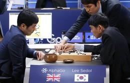 Kiện tướng cờ vây thế giới thua phần mềm AlphaGo 3 ván liên tiếp