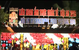 Khai mạc Liên hoan ẩm thực quốc tế Hội An