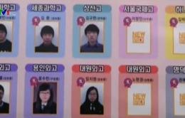 Áp lực thi cử và điểm số gia tăng tại Hàn Quốc