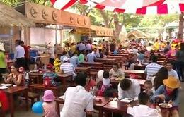 Hơn 300 món ngon tại Liên hoan Ẩm thực Đất Phương Nam 2016