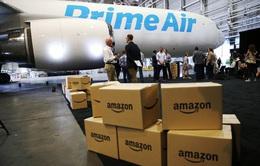 Amazon gia nhập dịch vụ vận chuyển hàng hóa bằng máy bay